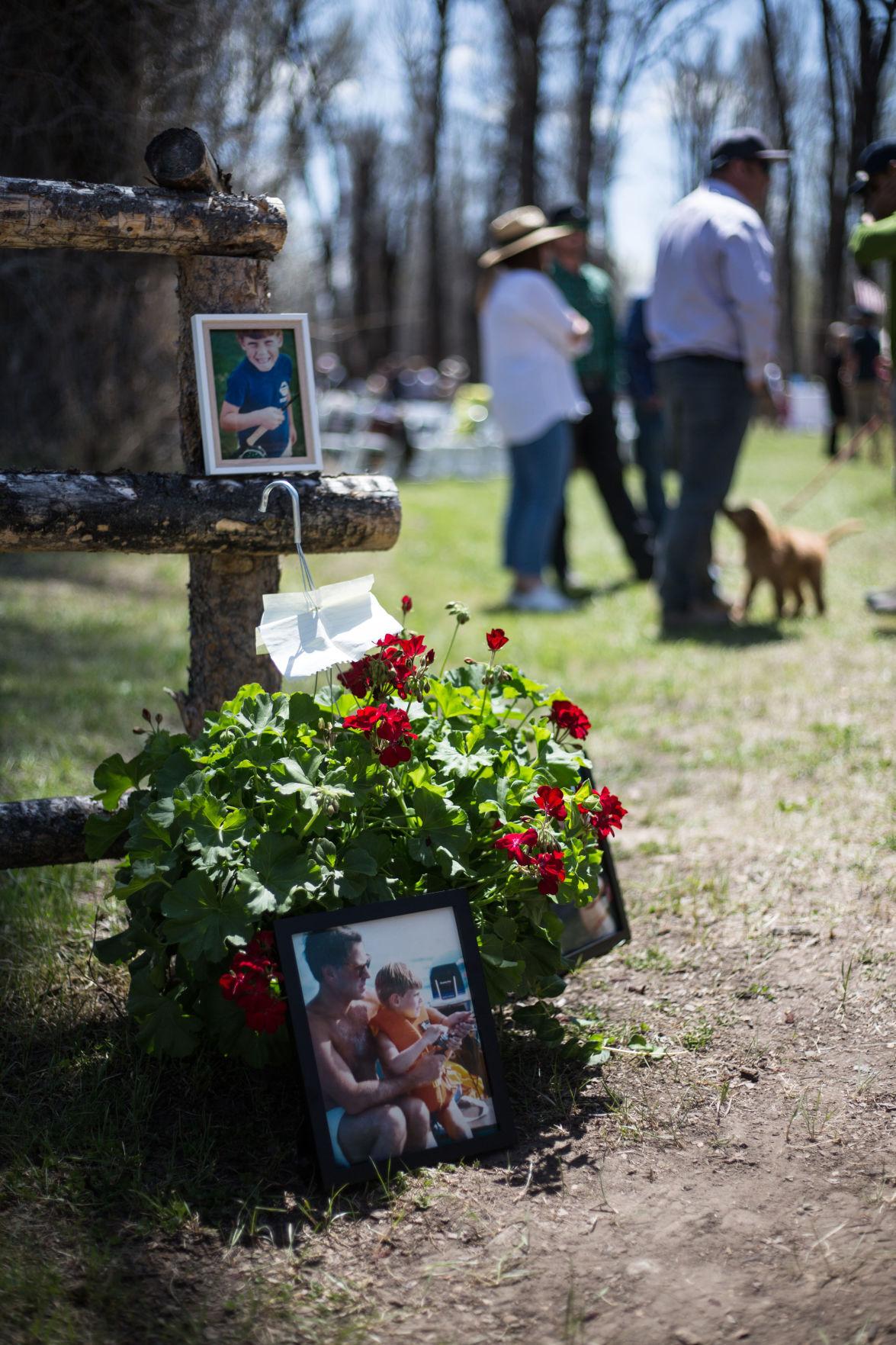 Memorial for Spencer Morton