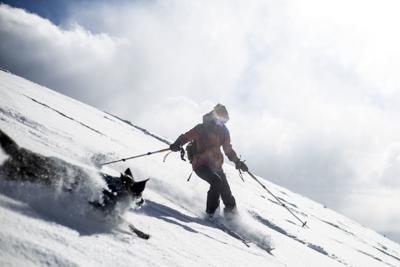 Early-season skiing at Grand Targhee