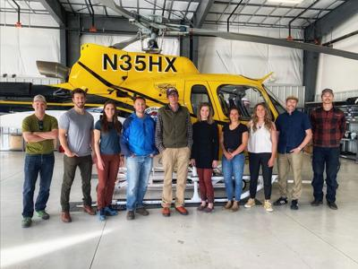 Teton County Search and Rescue new class