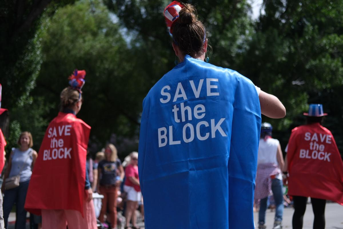 Save the Block