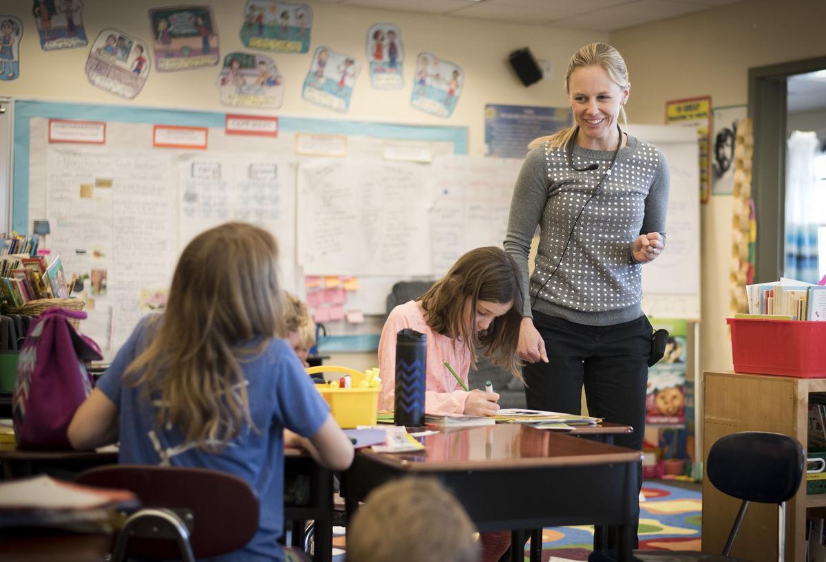 Turnover - teachers