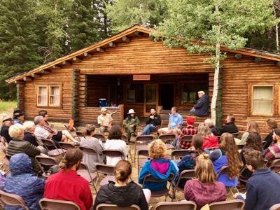 Teton Science Schools Front Porch Conversations