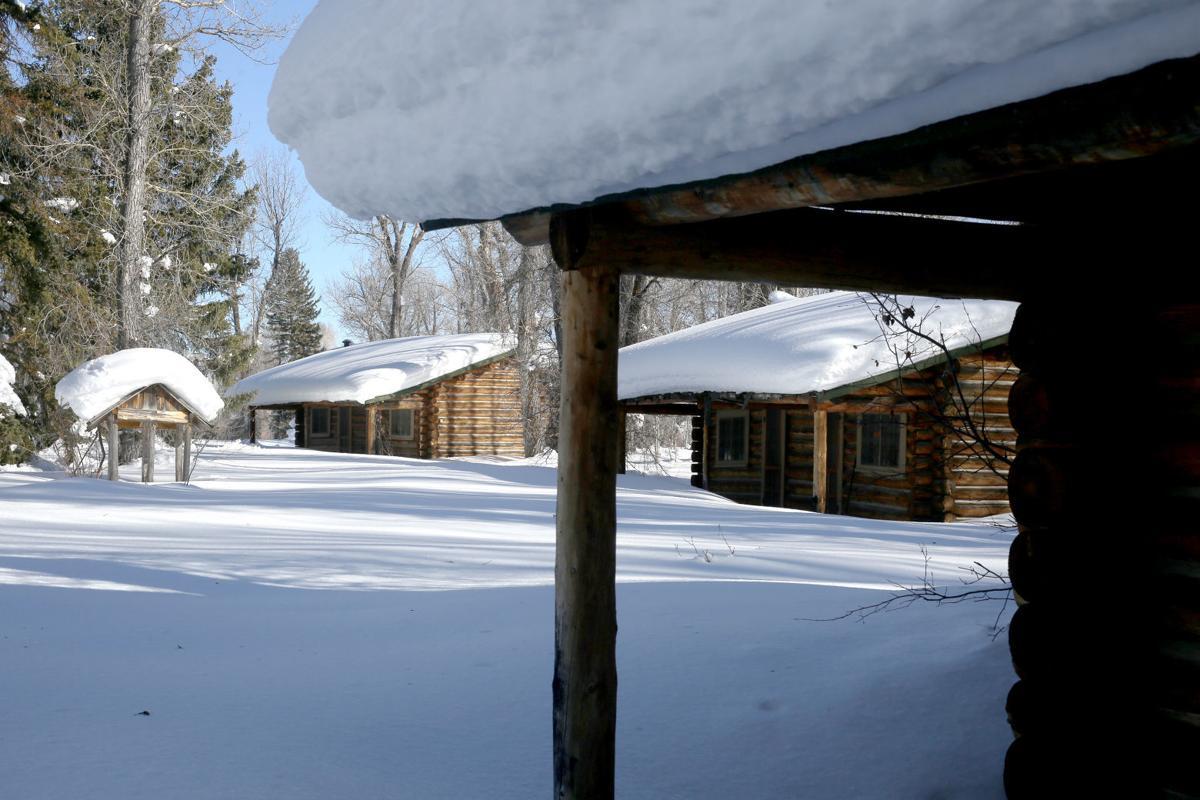 Historic Buildings in Grand Teton National Park