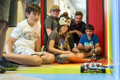 Lego League Camp