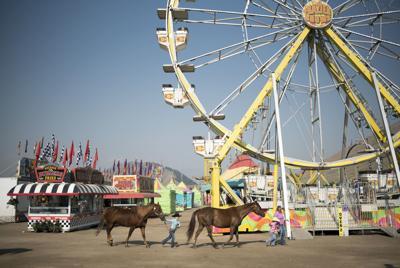 Teton County Fair closures