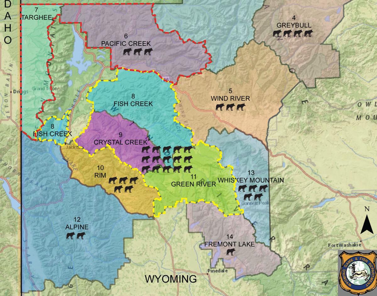 Wolf Hunt Map