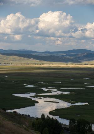 Flat Creek plan revisited
