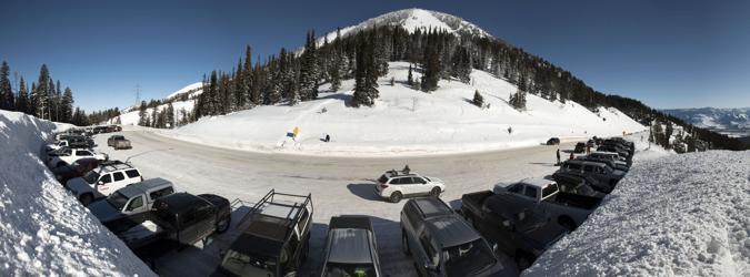 Teton Pass summit