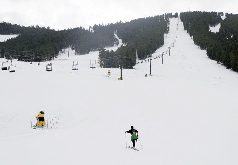 Snow King Mountain uphill travel