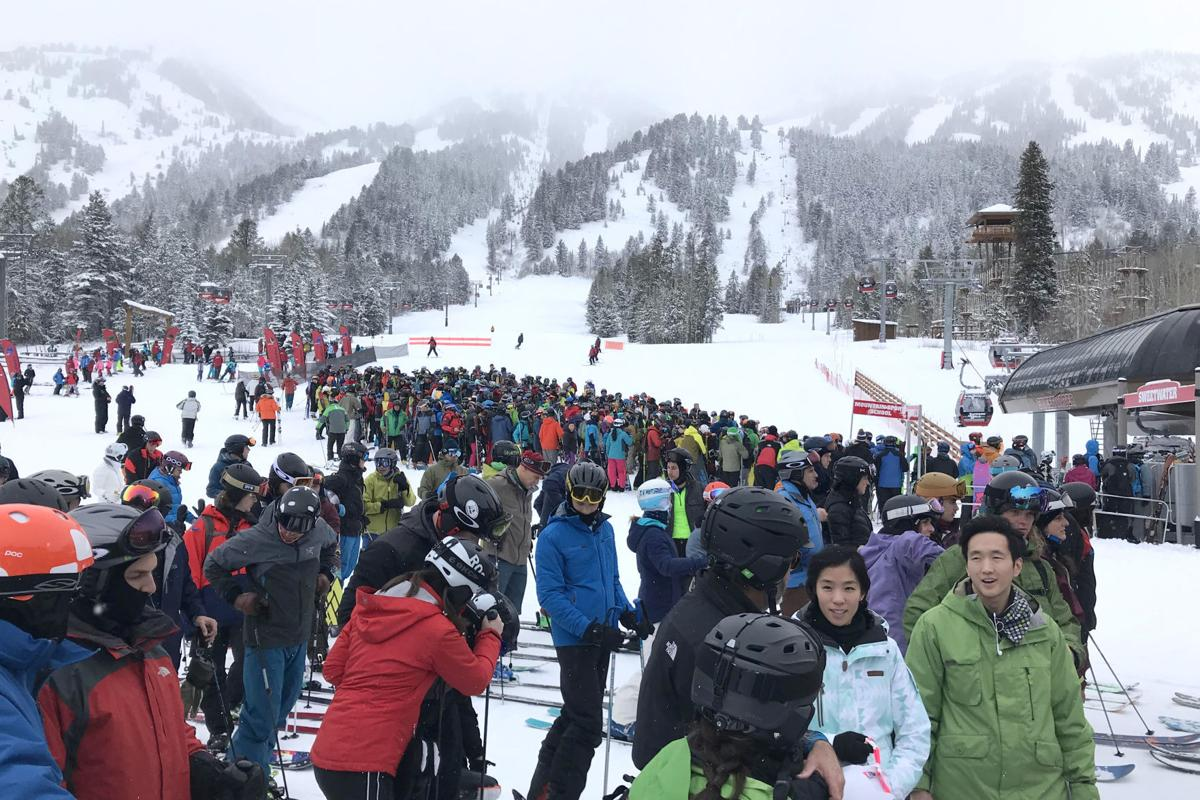 jhmr sets new record for skier days | this just in | jhnewsandguide
