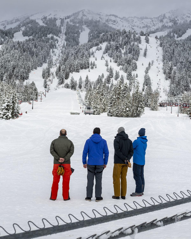 Jackson Hole Mountain Resort closes