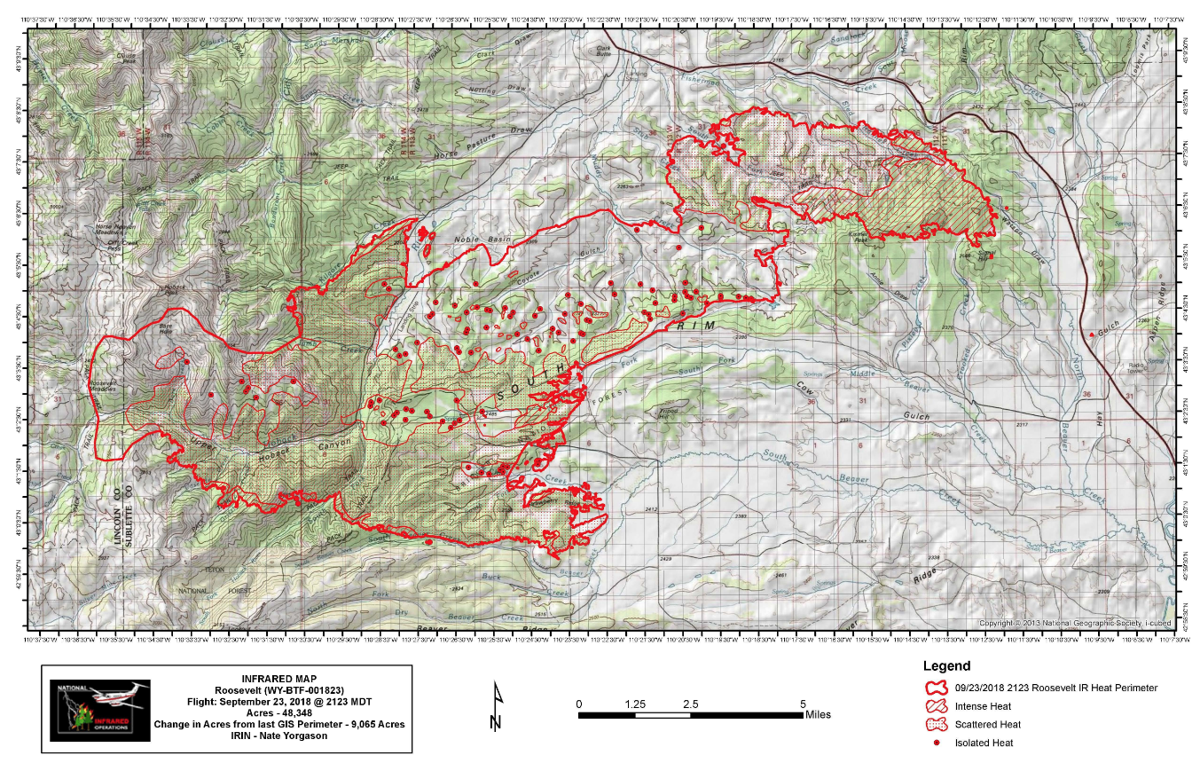 Bondurant Wyoming Map.Update At Least 20 Homes Lost In Roosevelt Fire Local