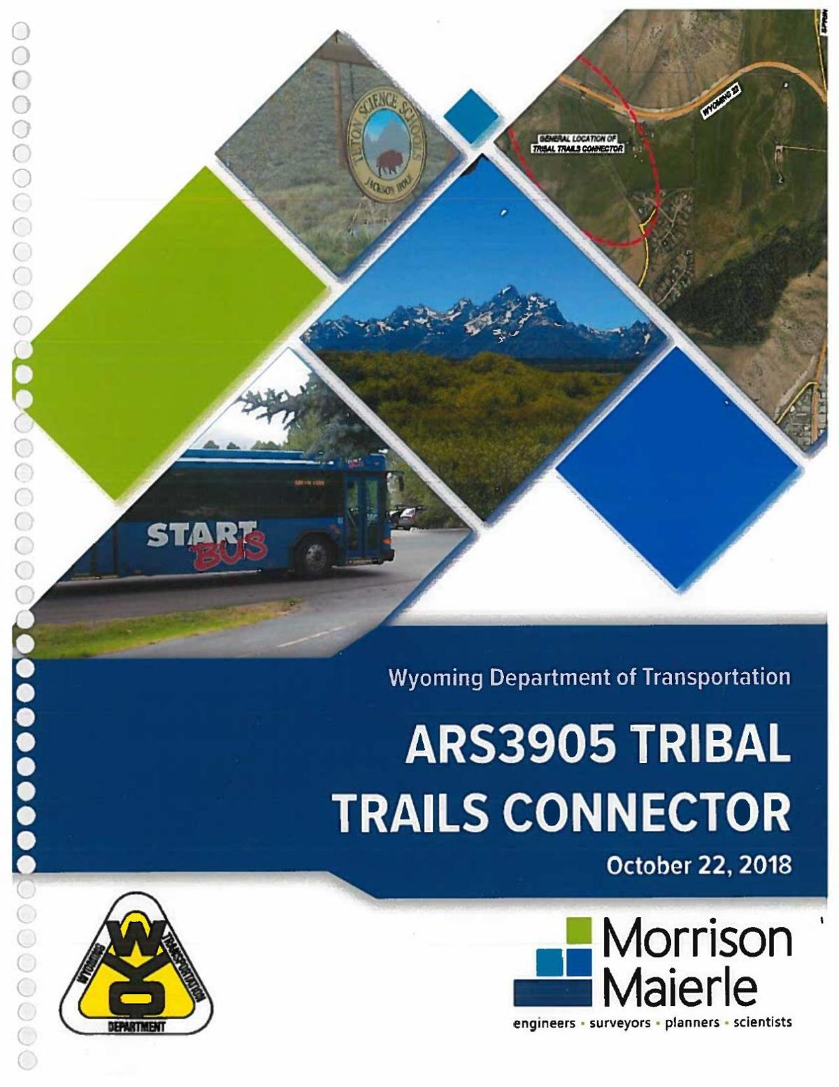 Tribal Trail consultant proposal