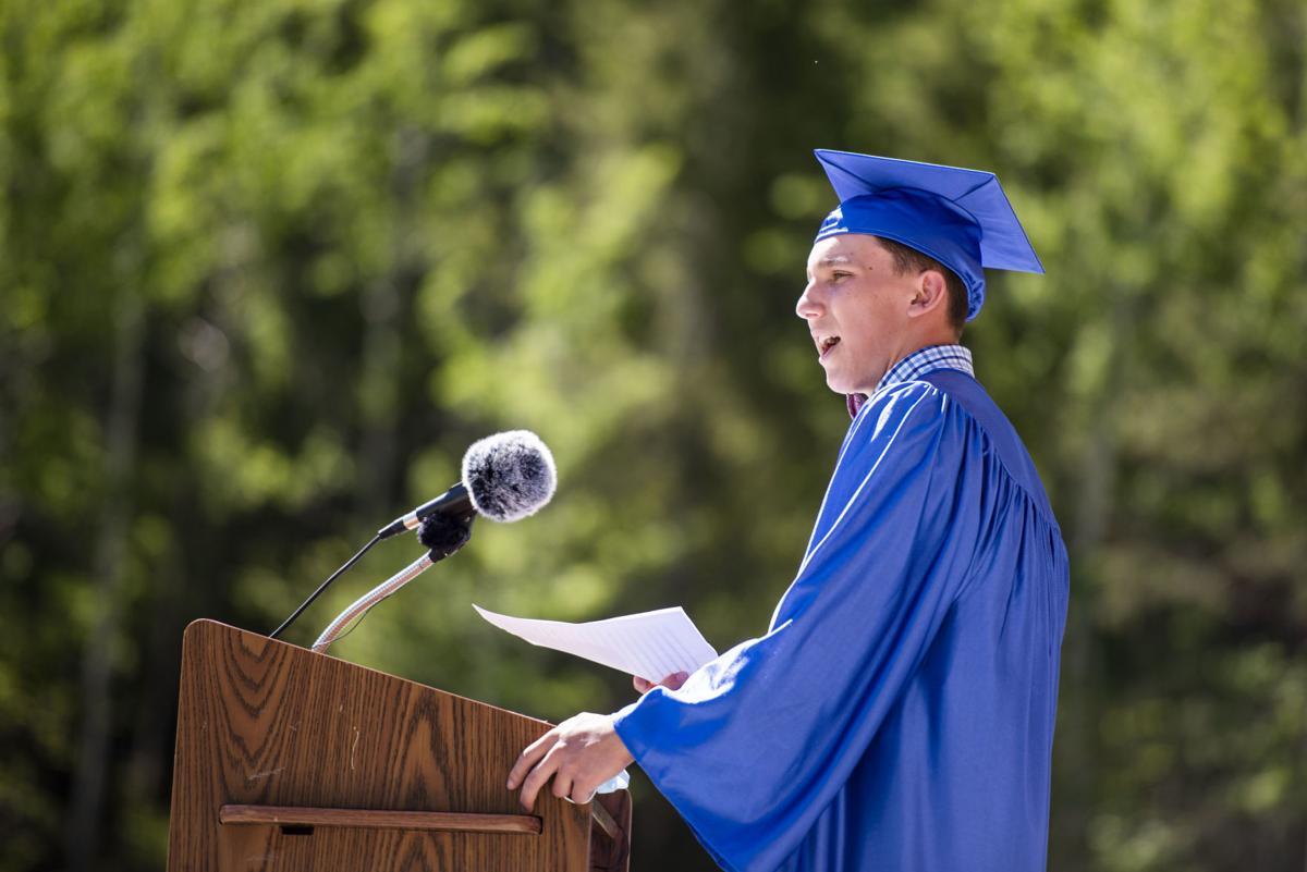 Mountain Academy Graduation