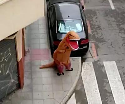 Dinosaur screenshot