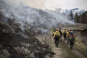 Fall Creek burning planned