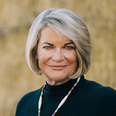 U.S. Sen. Cynthia Lummis, R-Wyo.