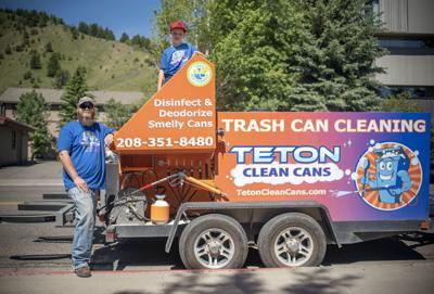 Teton Clean Cans