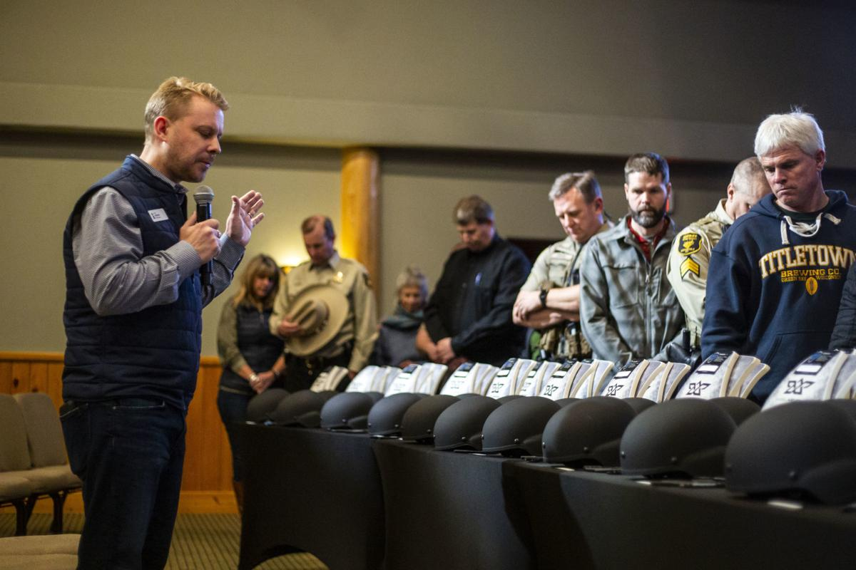 Teton County Sheriff's Office receives new body armor