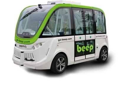 Beep, Inc. Shuttle