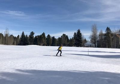 teton pines nordic center