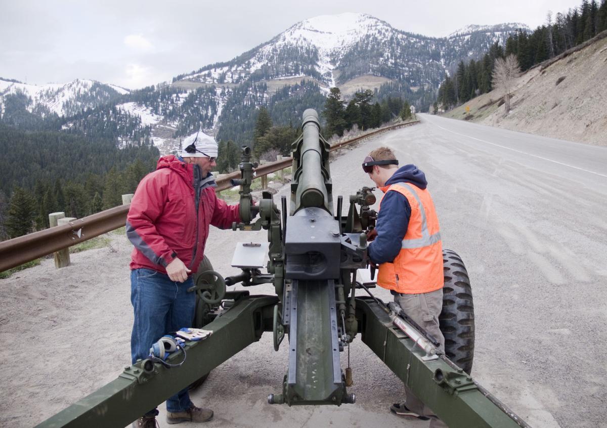 WYDOT Howitzer