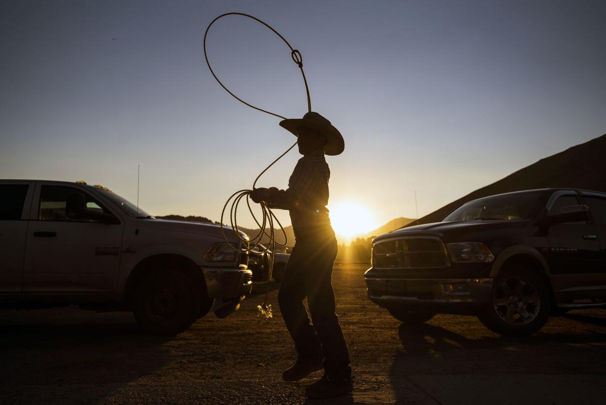 Jackson Hole Rodeo Finals