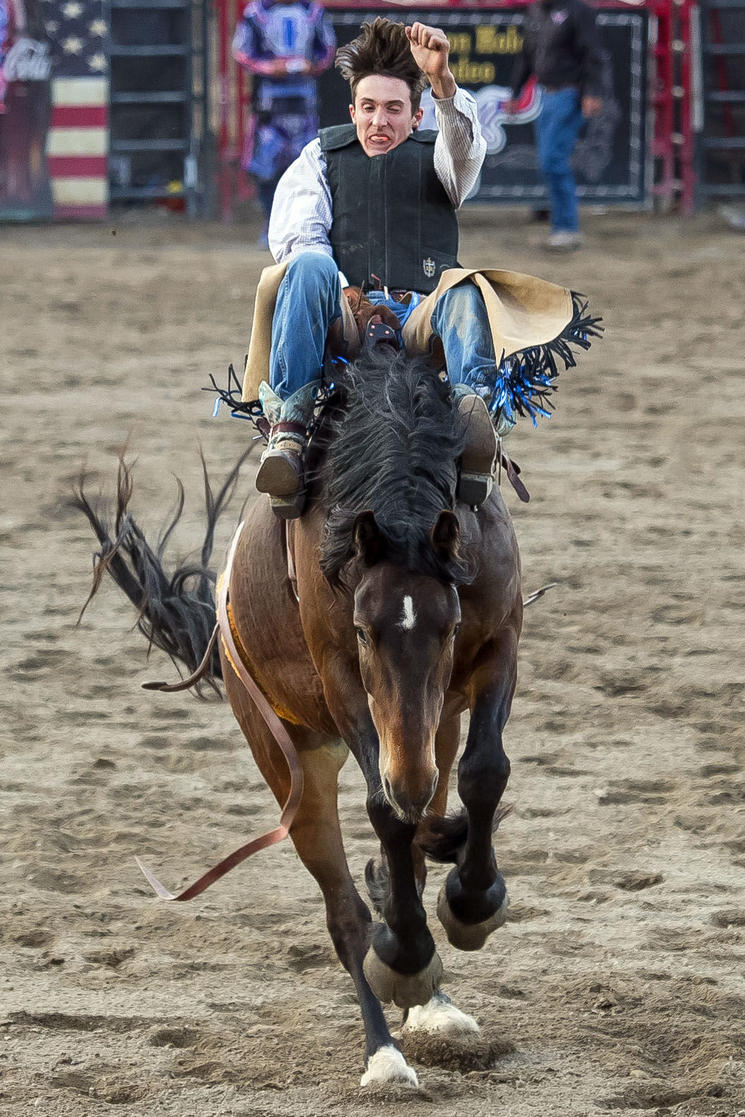 Jackson Hole Fourth of July Rodeo