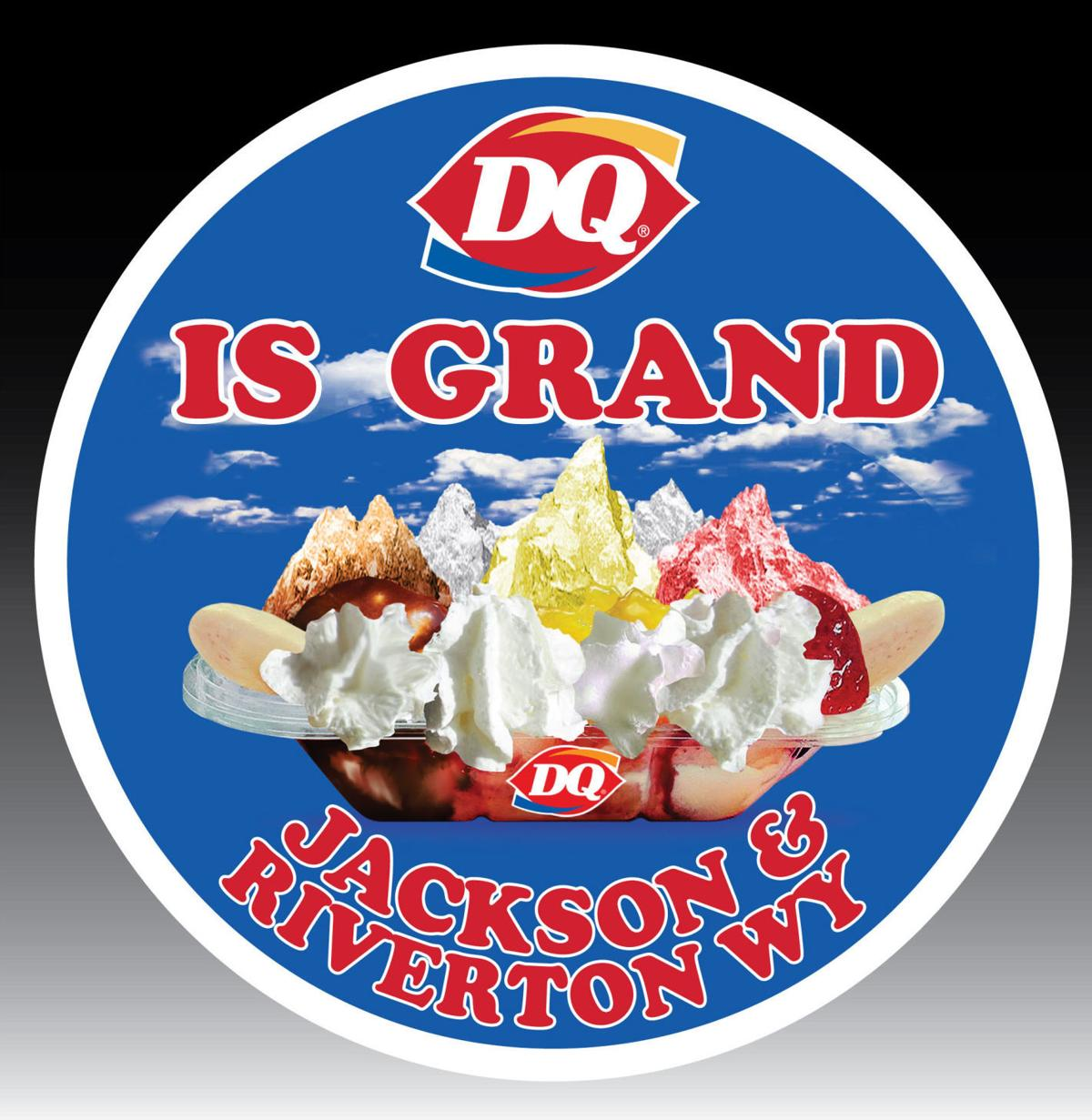 DQ stickers