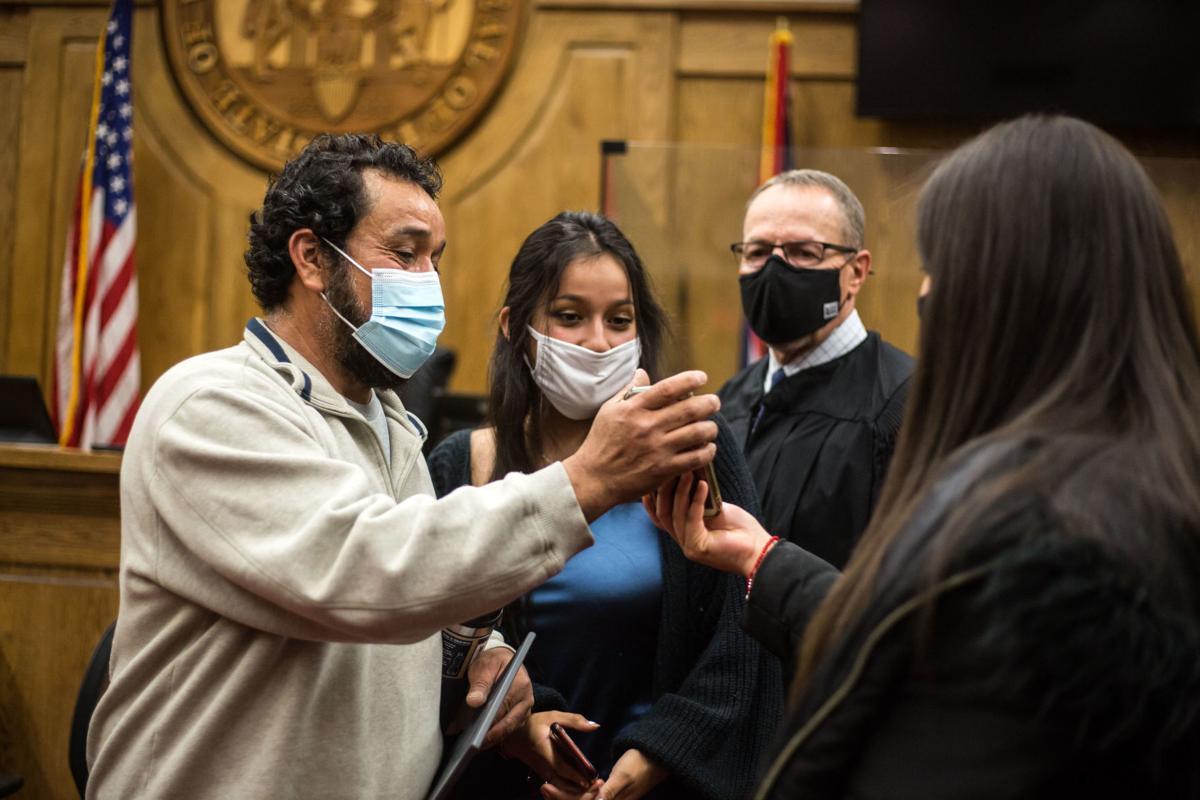 Treatment Court graduation