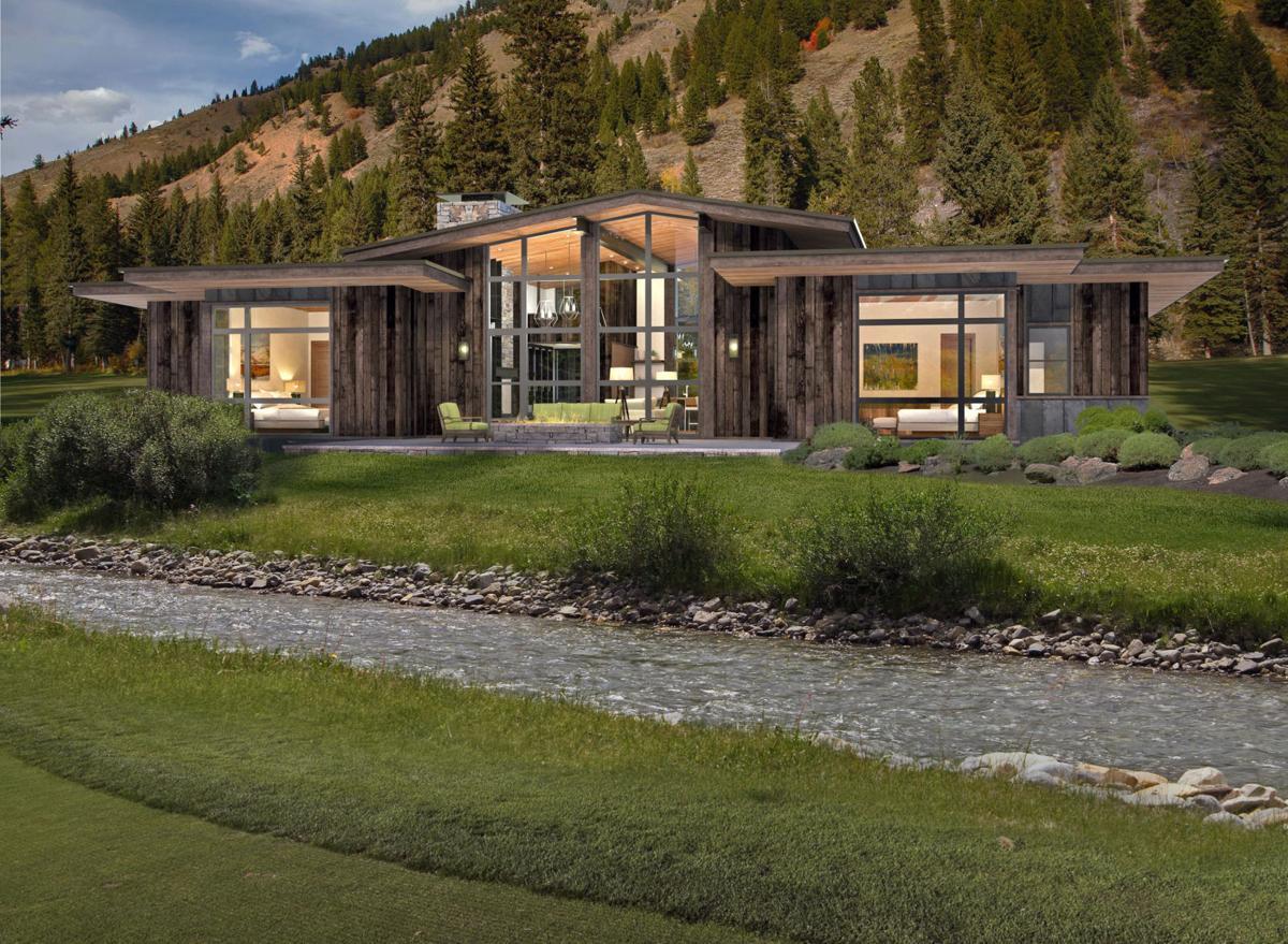 Snake River Sporting Club Lodges