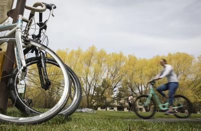 Bike popularity soars around town