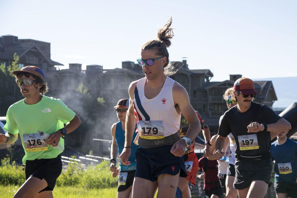 Teton Mountain Run