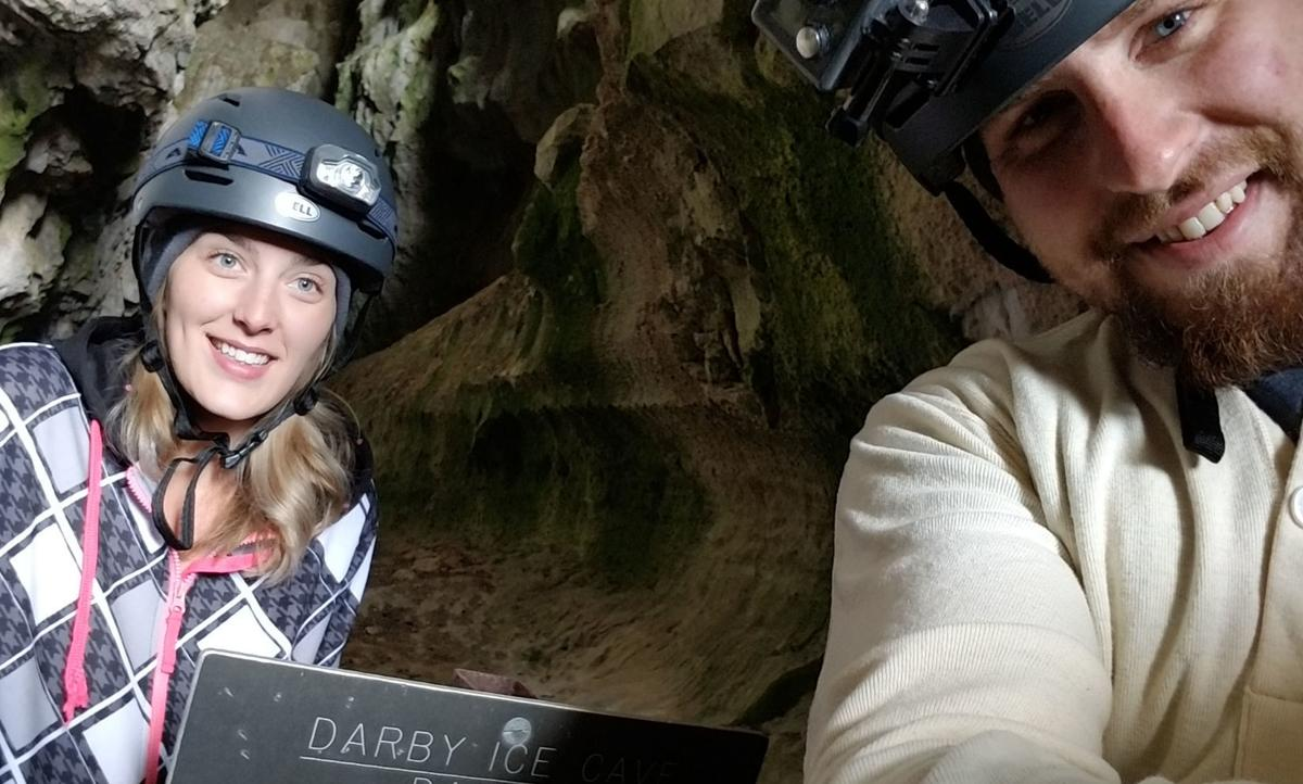 Darby Ice Cave rescue