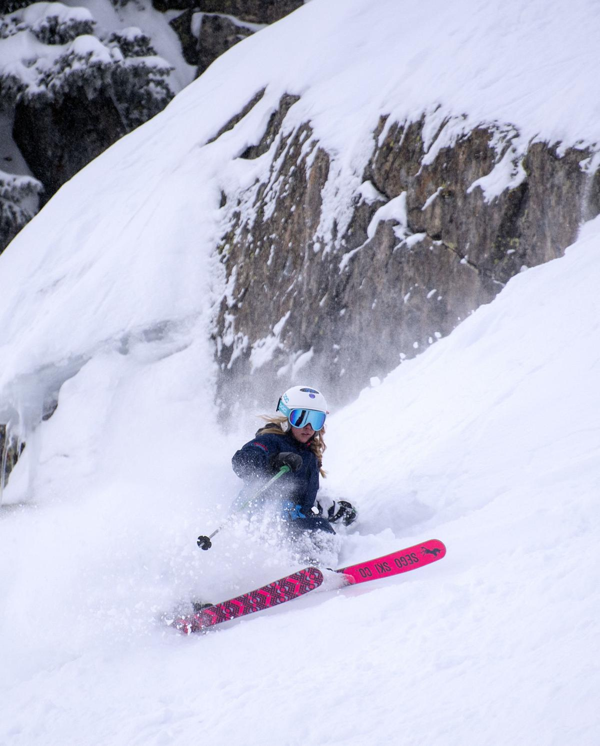 IFSA Junior Freeride competition