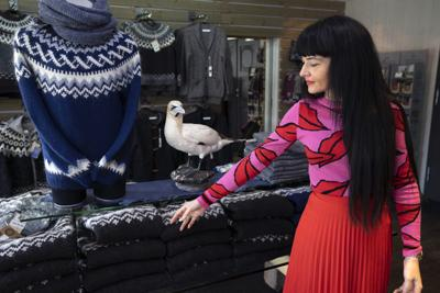 Iceland Wool Sweaters