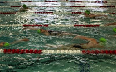 Jackson Hole vs. Lander swim meet