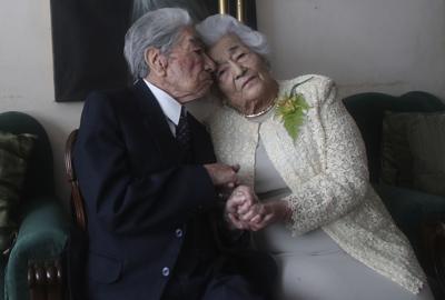 Ecuador Oldest Married Couple