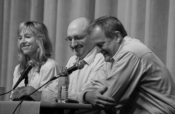 Jackson Hole Writers Conference circa 2007