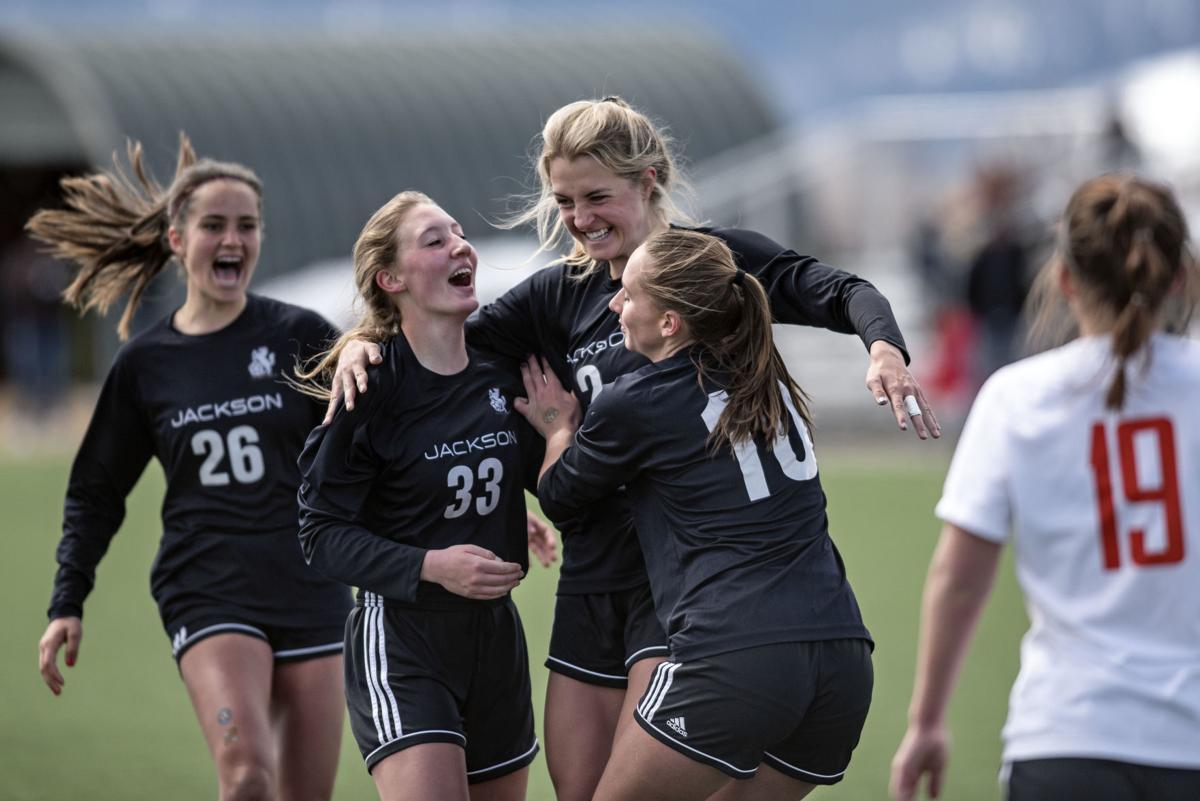 Jackson vs. Rock Springs girls soccer