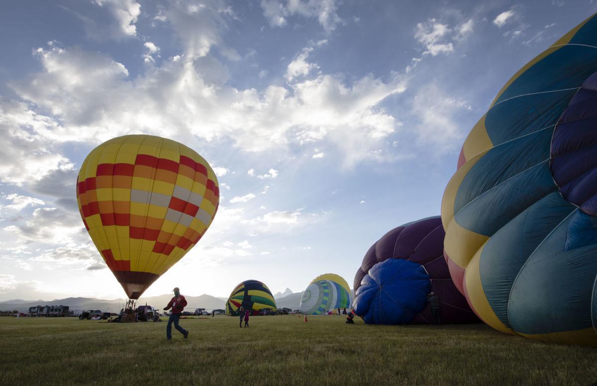 Teton Valley Balloon Rally 2020 takes off Saturday