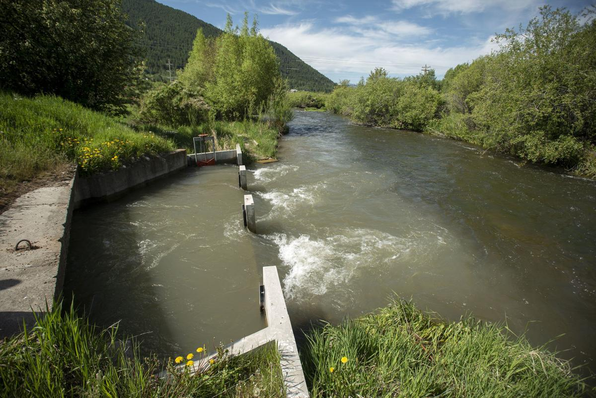 Can Cache Creek resurface after decades in a tube