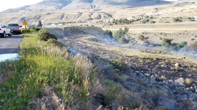 Yellowstone asks public for tips on human-caused fire