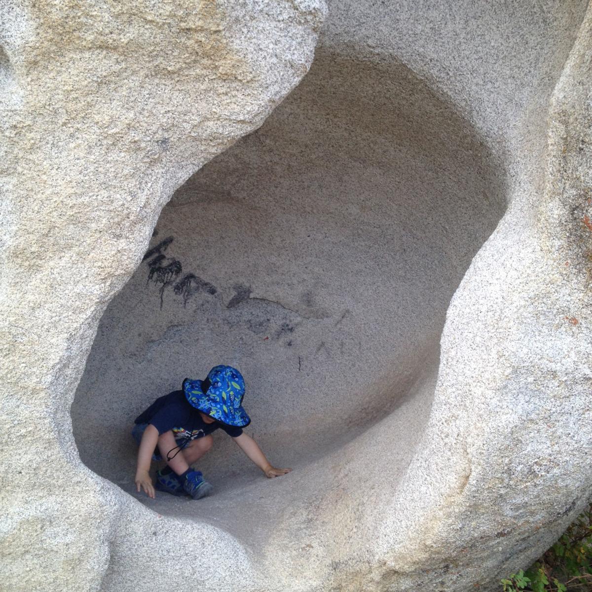 Raising an outdoor kid