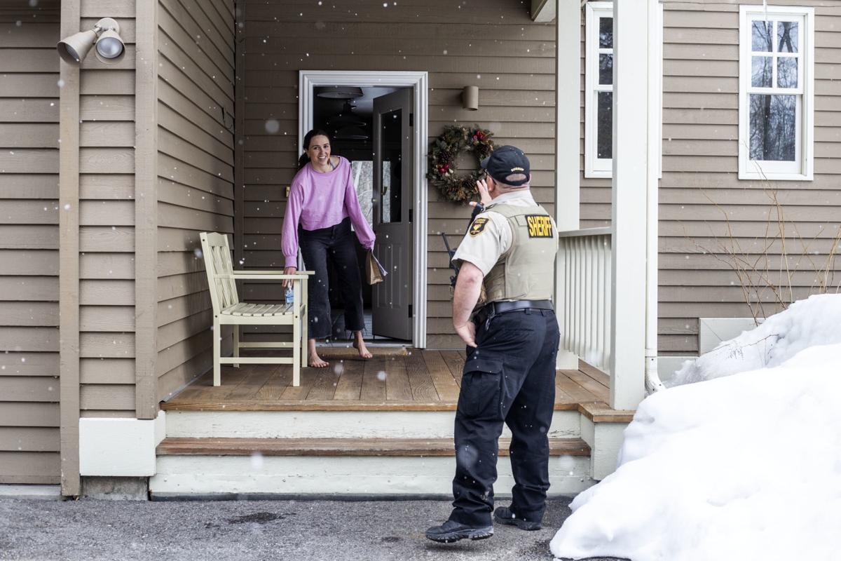 TCSO makes prescription home deliveries