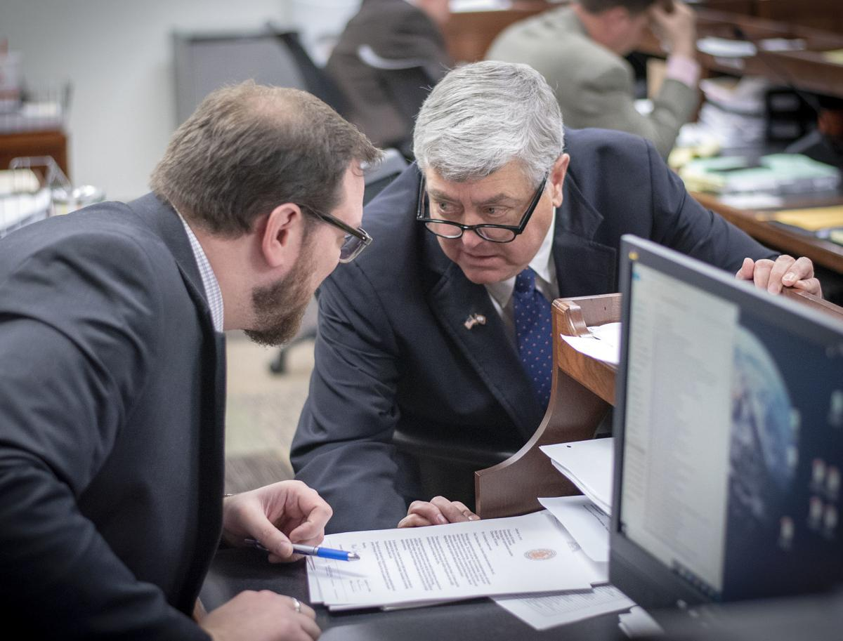Wyoming State Senator Mike Gierau