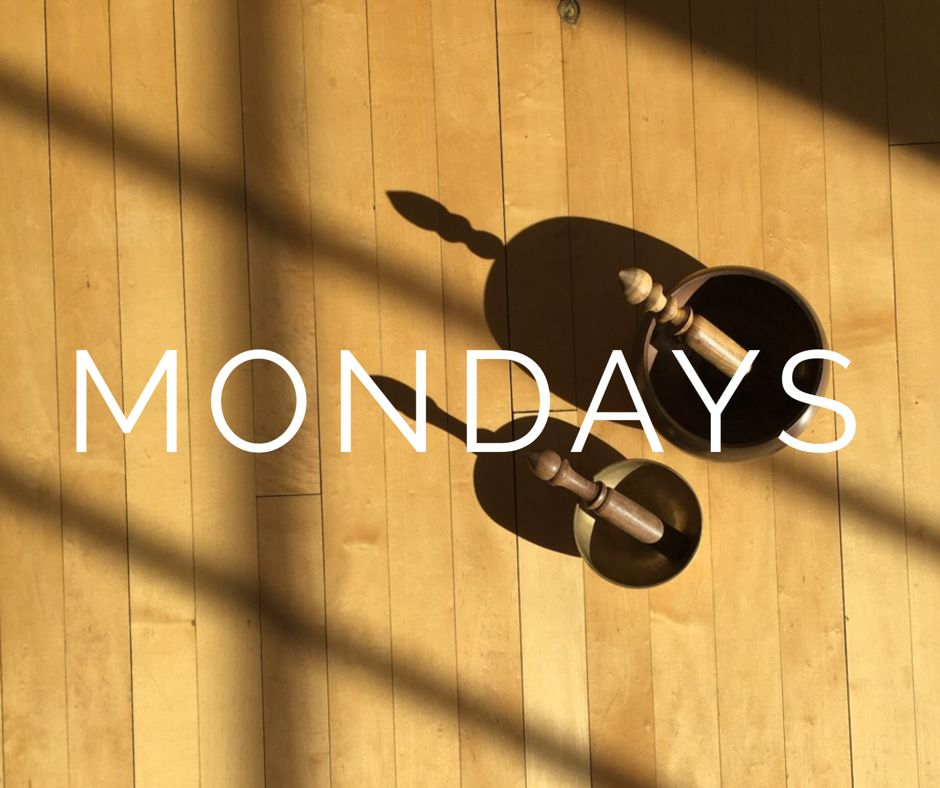 Mondays at Akasha Yoga