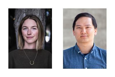 Jillian Miller and Mike Yin