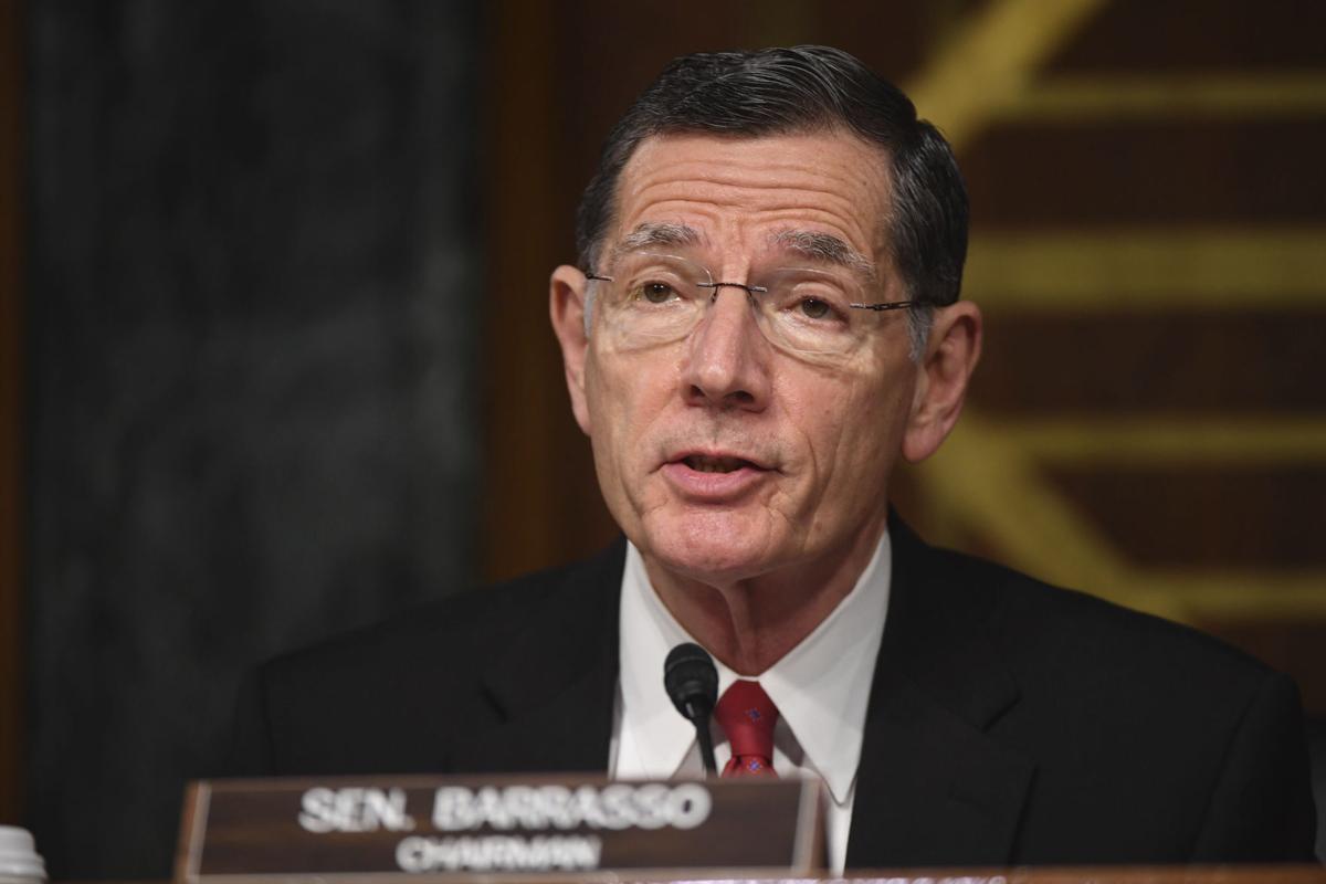 U.S. Sen. John Barrasso
