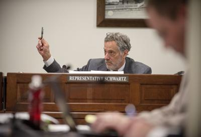 Wyoming State Representative Andy Schwartz